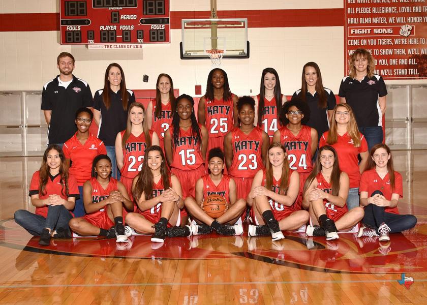 Varsity Team 2016-17