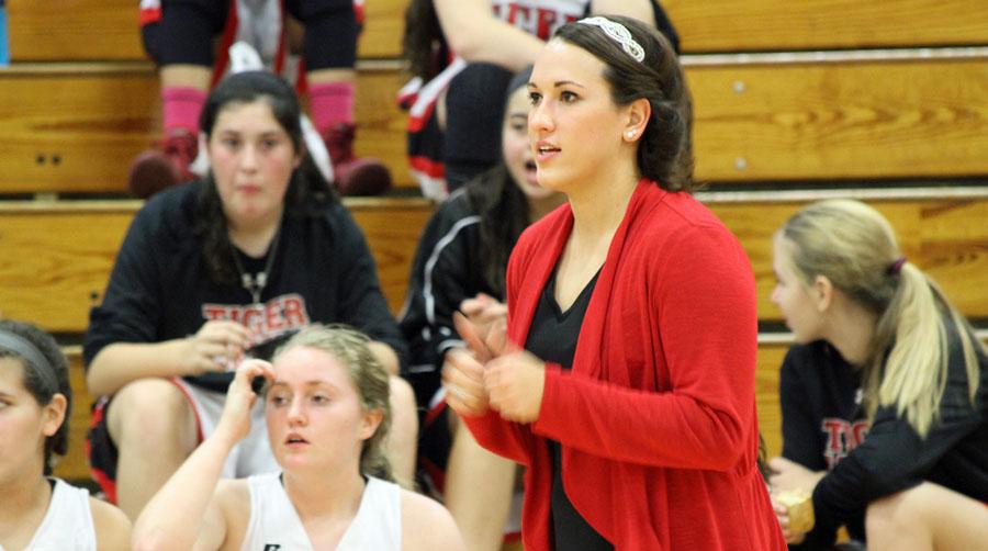 Coach Emily Mital